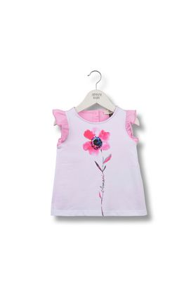 Armani Dresses Women flower print jersey sweater