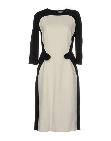 Платье до колена BOTTEGA VENETA 34716597QU