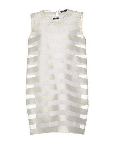 Короткое платье PESERICO SIGN 34716662XG
