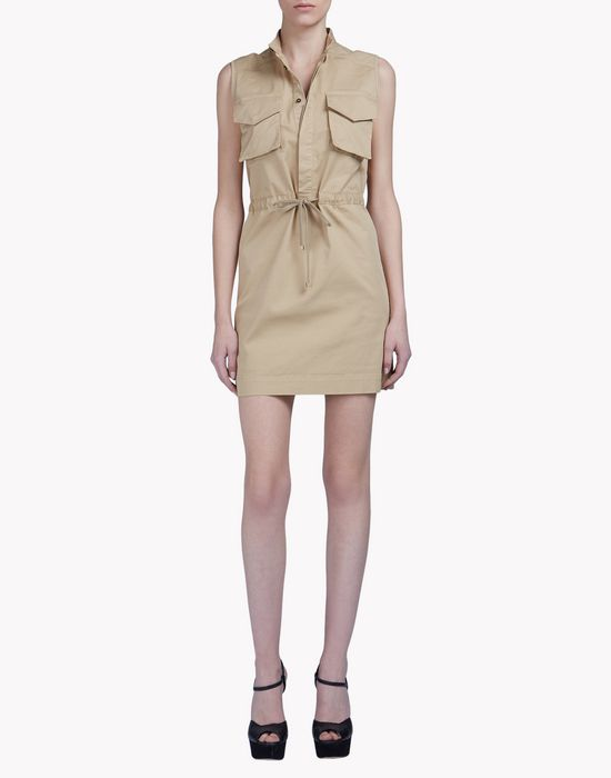 cargo dress dresses Woman Dsquared2
