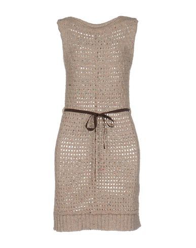Короткое платье PAOLO PECORA DONNA 34717256NG