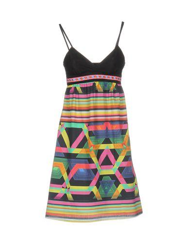 Короткое платье CUSTO BARCELONA 34717503HJ