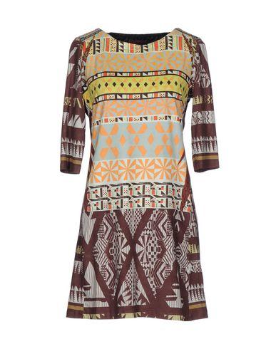 Короткое платье CUSTO BARCELONA 34717555WW