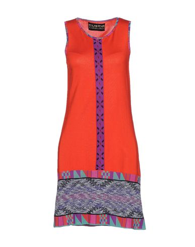 Короткое платье CUSTO BARCELONA 34718376RX