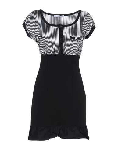 Короткое платье FRANKIE MORELLO 34719344JJ