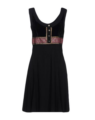 Короткое платье GALLIANO 34720319FJ
