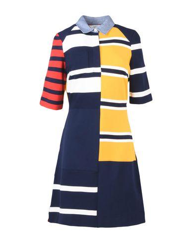 Короткое платье GIGI HADID X TOMMY HILFIGER 34721243UC