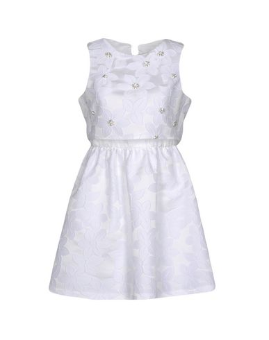 Короткое платье BLUGIRL BLUMARINE 34721254OR