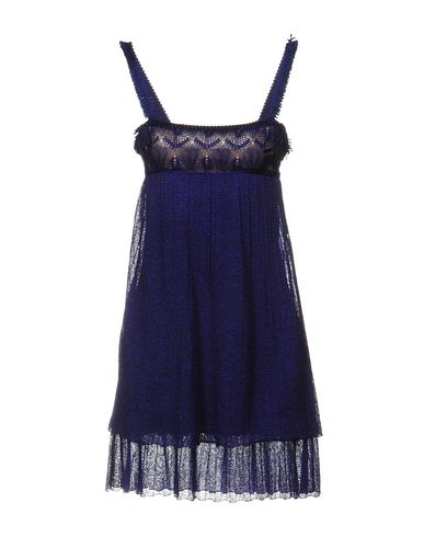 Короткое платье MISSONI 34722008HI