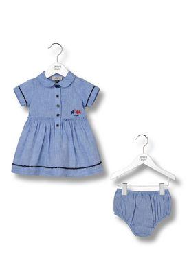 Armani Dresses Women linen dress and brief set