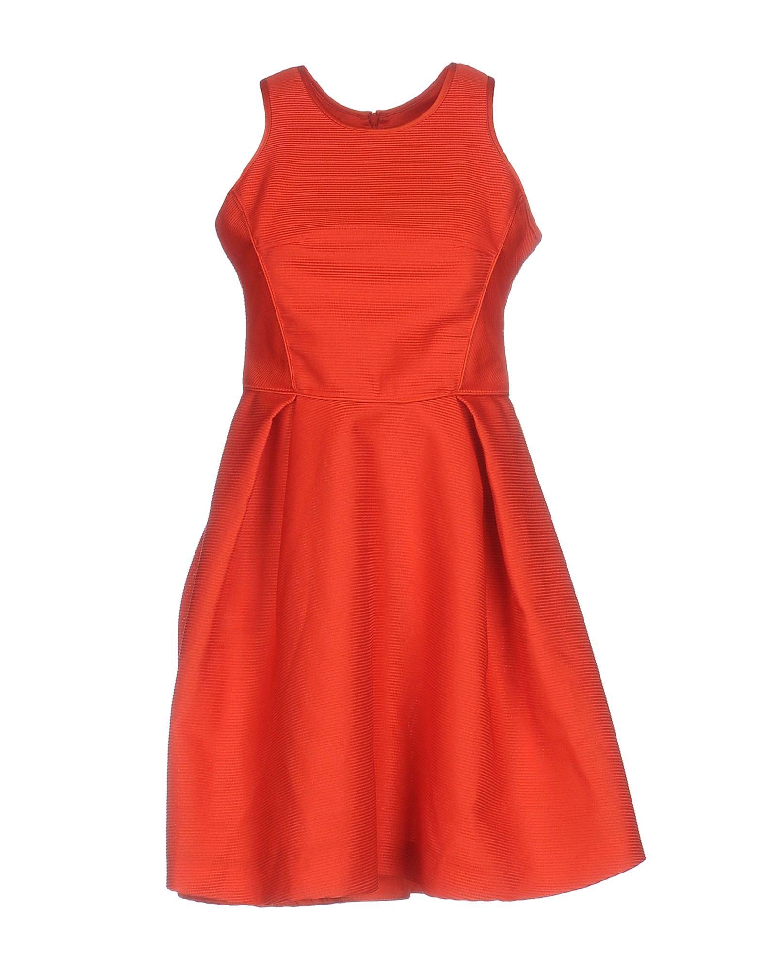 Robe courte maje femme. rouge. 36 - 38 - 40...