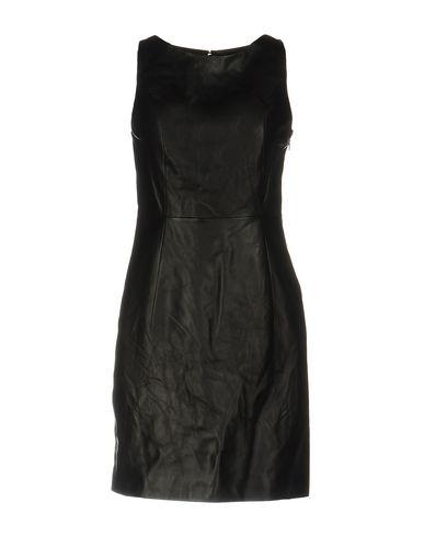 Короткое платье SAINT LAURENT 34722372GV