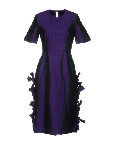 Платье до колена HOUSE OF HOLLAND 34722445KG