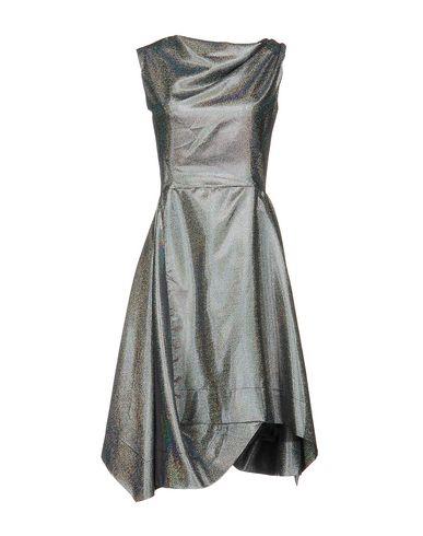 Короткое платье VIVIENNE WESTWOOD ANGLOMANIA 34722492JF