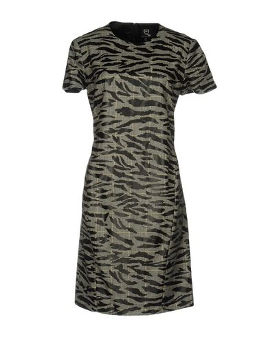 Короткое платье MCQ ALEXANDER MCQUEEN 34722574UI