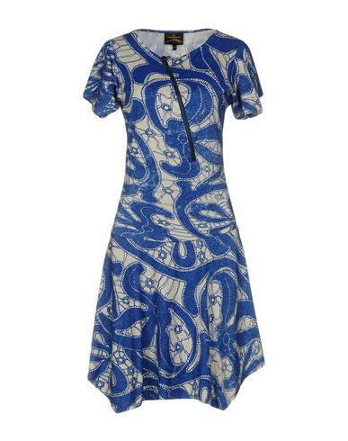 Короткое платье VIVIENNE WESTWOOD ANGLOMANIA 34722580CB