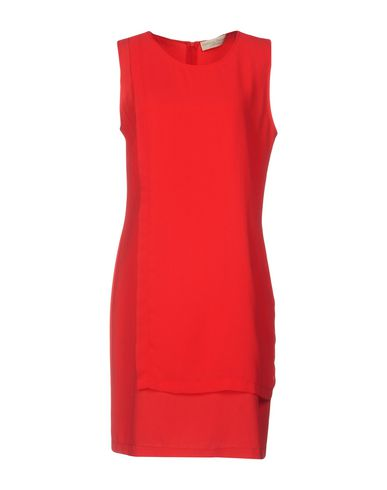 Короткое платье CRISTINA GAVIOLI COLLECTION 34723059DQ