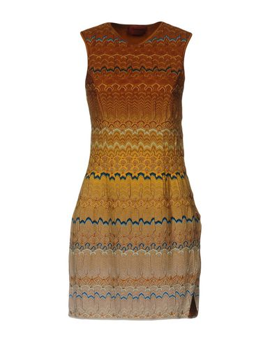 Короткое платье MISSONI 34723957RB