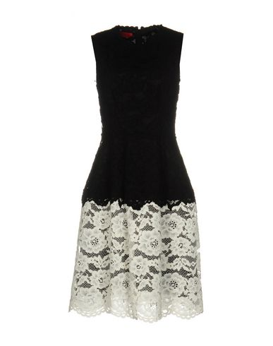 Платье до колена CAROLINA HERRERA 34724221RM