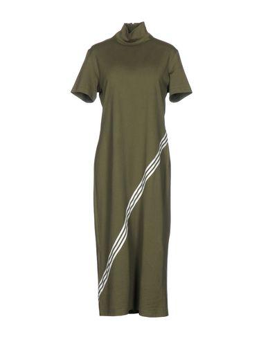 Платье длиной 3/4 Y-3 34725019JW
