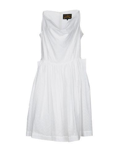 Платье до колена VIVIENNE WESTWOOD ANGLOMANIA 34727187GU
