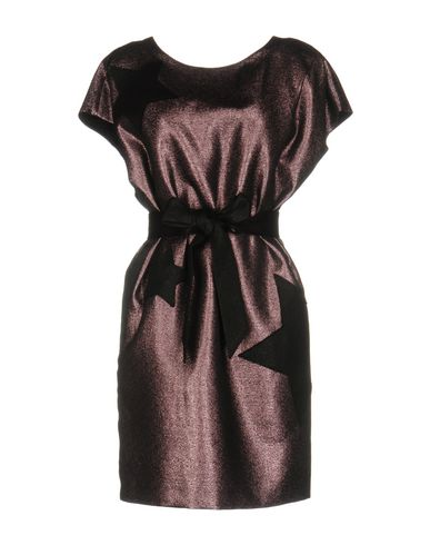 Короткое платье KARL LAGERFELD 34727276TE