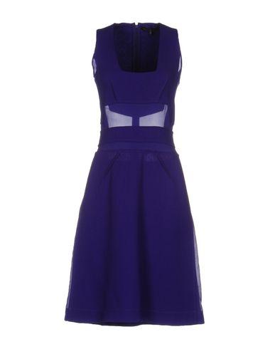 Платье до колена ALESSANDRO DELL'ACQUA 34727750KW