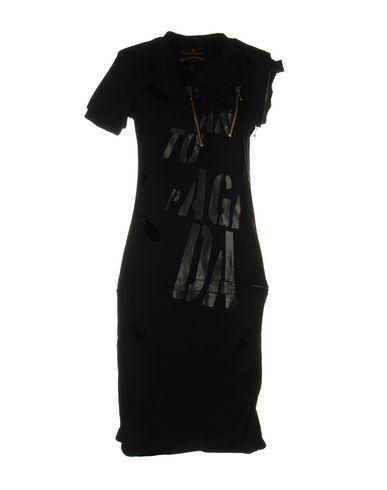 Короткое платье VIVIENNE WESTWOOD ANGLOMANIA 34728008IS