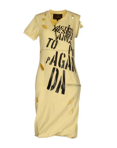 Короткое платье VIVIENNE WESTWOOD ANGLOMANIA 34728008OW
