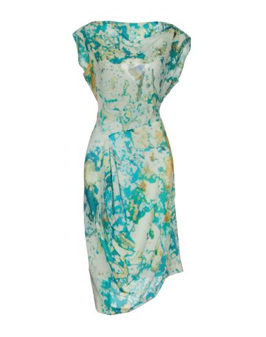 Платье до колена VIVIENNE WESTWOOD ANGLOMANIA 34728317TC