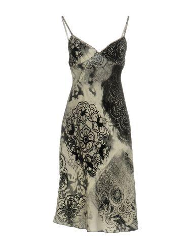 Платье до колена GALLIANO 34730383TR