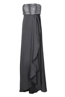 Armani Vestiti Donna vestito da sera con paillettes