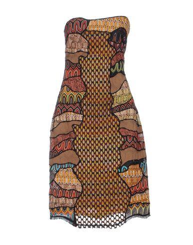 Короткое платье MISSONI 34734288QE