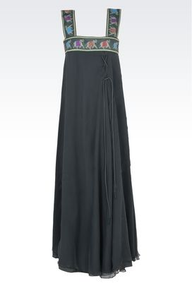 Armani Long dresses Women dresses