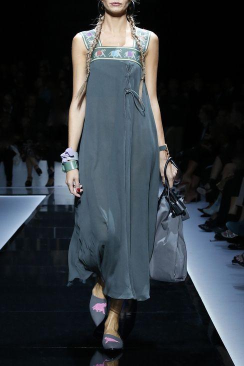 Dresses: Long dresses Women by Armani - 2