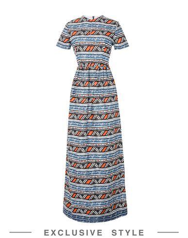 Длинное платье KISUA 34742859IN
