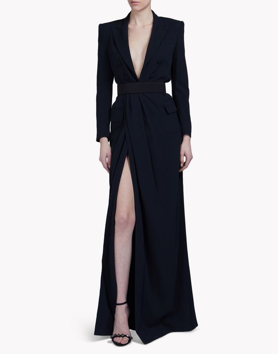 alicia gown dresses Woman Dsquared2
