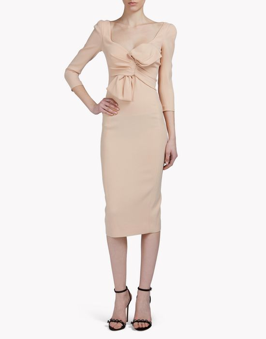marta dress kleider Damen Dsquared2