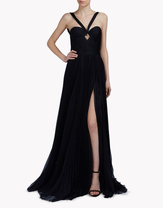 rocio gown kleider Damen Dsquared2