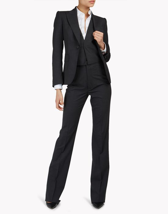 vest suit outfits Damen Dsquared2