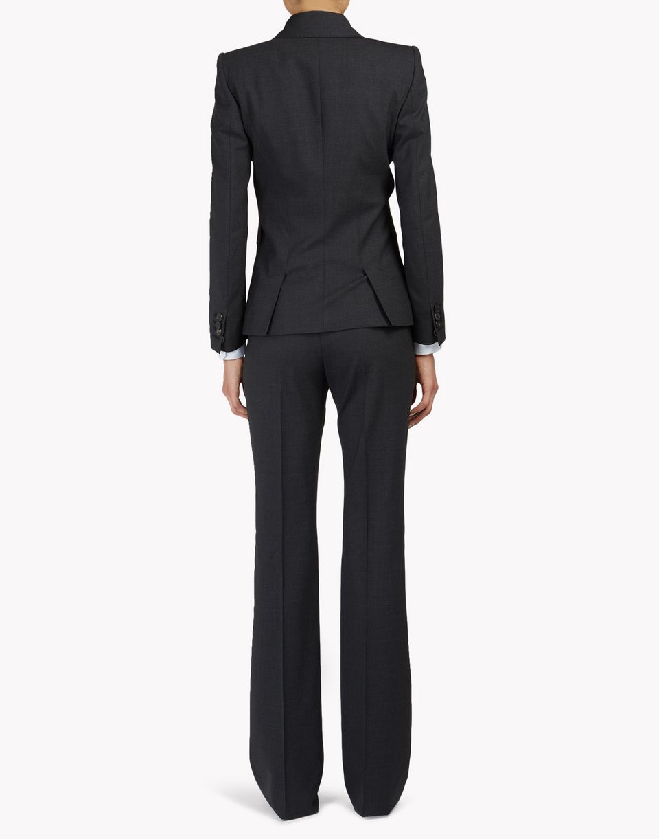 vest suit combined looks Woman Dsquared2
