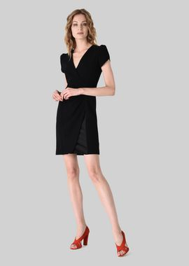 Armani Dresses Women stretch wool princess dress