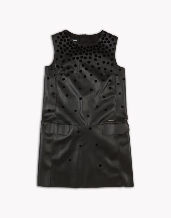 spotted dress kleider Damen Dsquared2