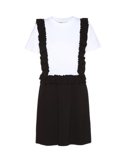 REDValentino Jersey dress Woman PR3MJ06U3LG A01 a