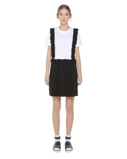 REDValentino Jersey dress Woman PR3MJ06U3LG A01 f