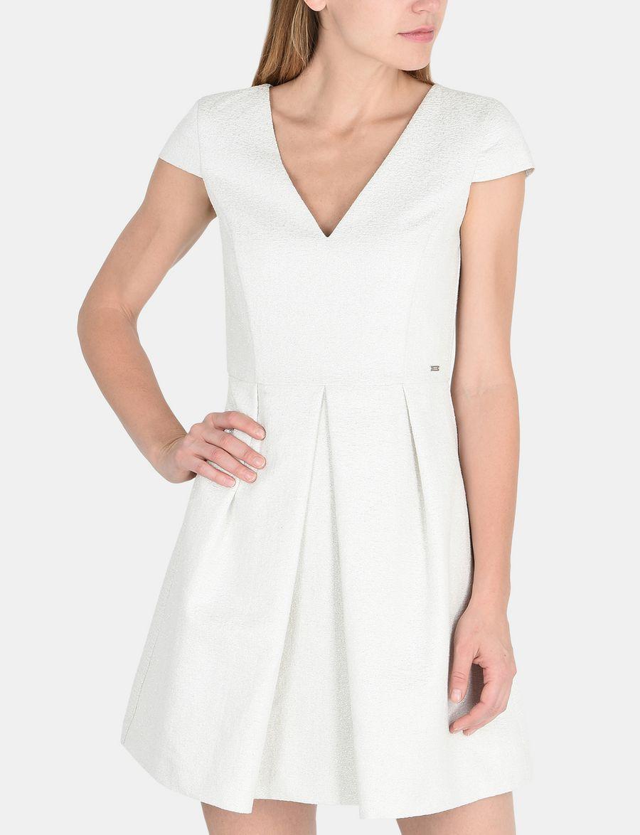 White armani dresses