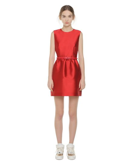 REDValentino Cocktail dress Woman PR3VA6601WF CC7 f