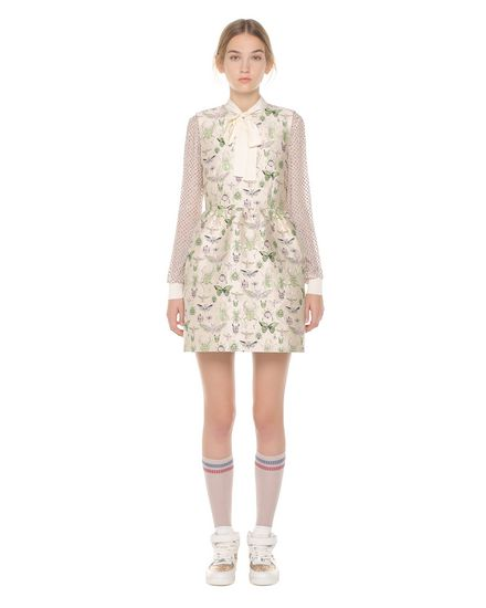 REDValentino Cocktail dress Woman PR3VA6613FG 404 f