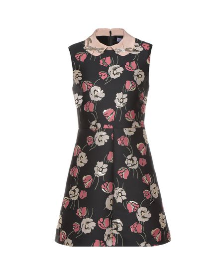 REDValentino Cocktail dress Woman PR3VA6H53GF 0NO a