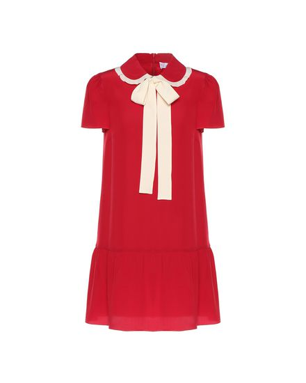 REDValentino Day dress Woman PR3VA6C52MJ 487 a